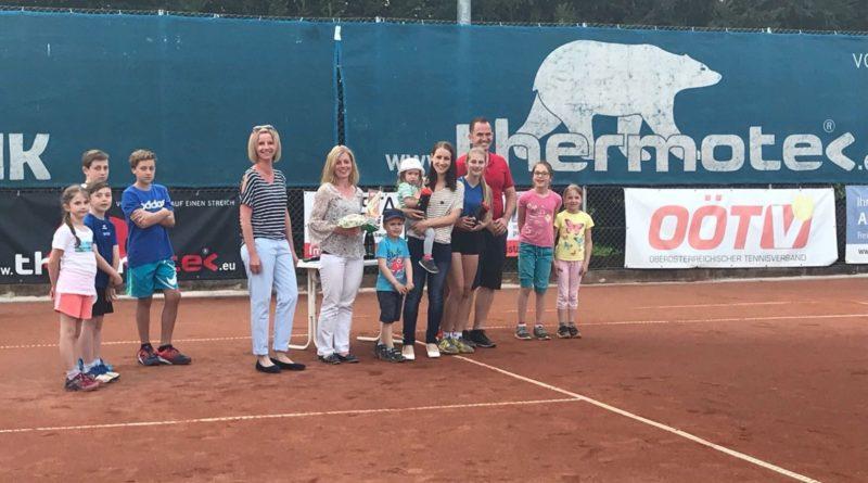 Sieg bei den Grünbach Open
