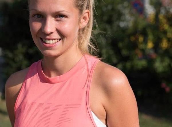 2. Platz bei den OÖ Hallenmeisterschaften für Sophie Mayr-Stockinger